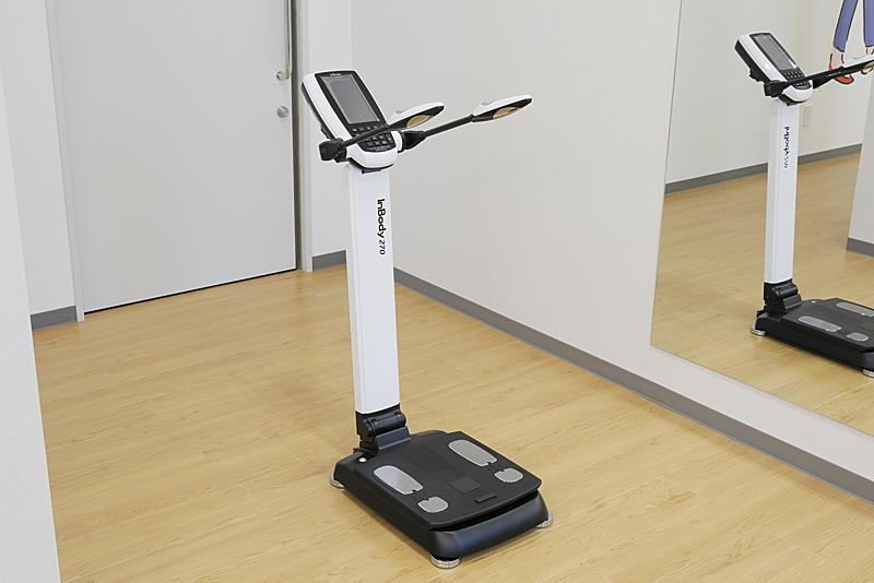 体脂肪測定器