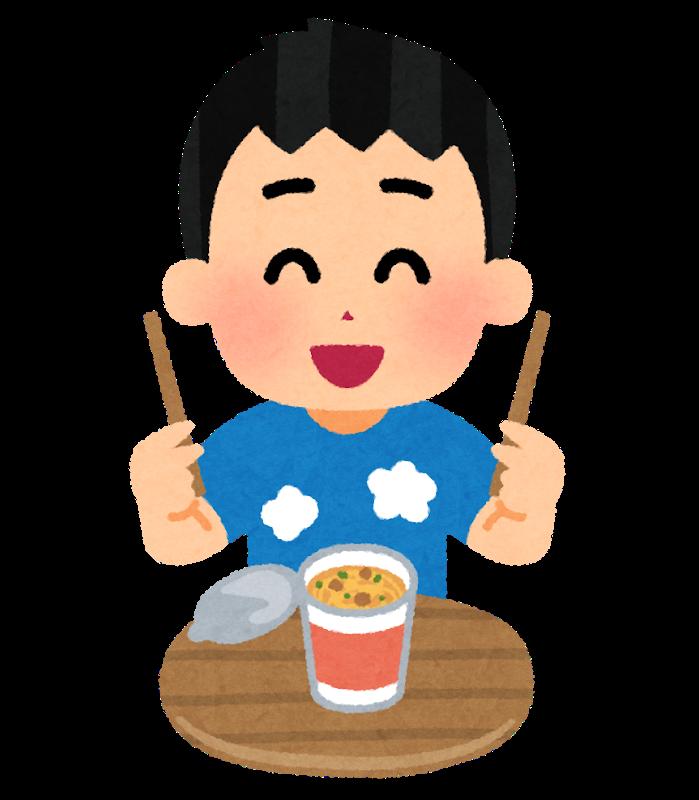 日本即席食品工業協会様に感謝!