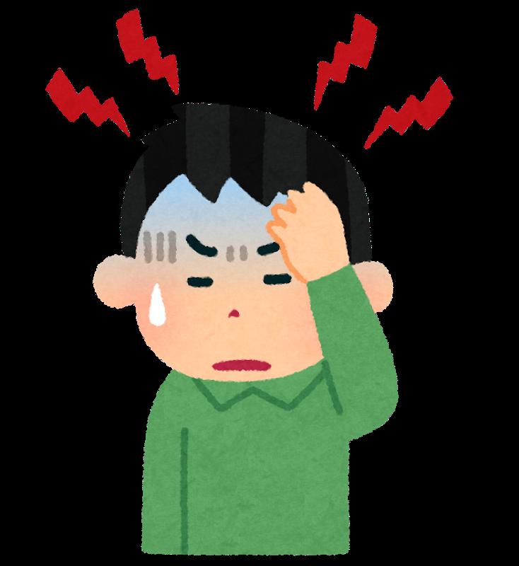 中高生の原因不明の頭痛の一例